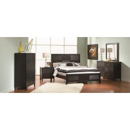 Grove Platform Bedroom Set - 20165