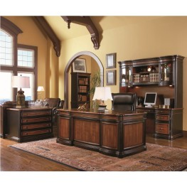 Pergola Grand Style Executive Home Office Set - 80050