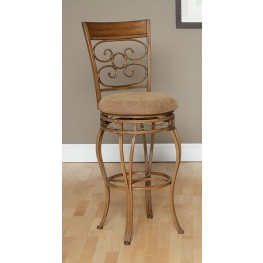 "Ellen 30"" Swivel Bar Stool"