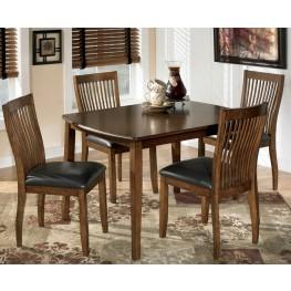 Stuman 5 Piece Rectangular Dining Room Set