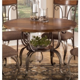 Plentywood Round Dining Table