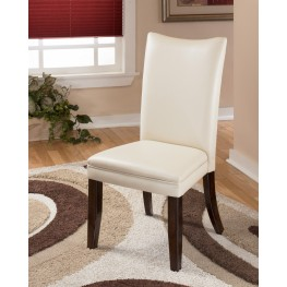 Charrell Ivory Side Chair Set of 2