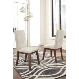 Centiar Stone Dining Upholstered Side Chair Set of 2
