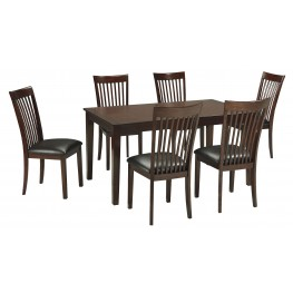 Mallenton Medium Brown 7 Piece Dining Room Set