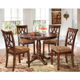 Leahlyn Round Dining Room Set