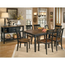 Owingsville Rectangular Dining Room Set