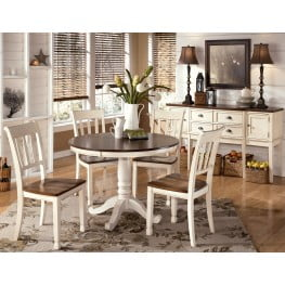 f437505f71 Round Dining Table Sets - Coleman Furniture