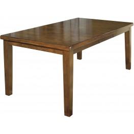 Ralene Rectangular Butterfly Extendable Table