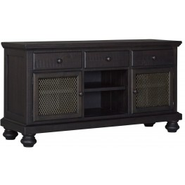 Sharlowe Charcoal Dining Buffet