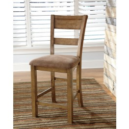 Krinden Upholstered Counter Stool Set of 2