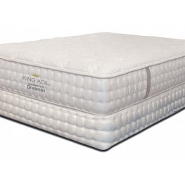"King Koil 13"" Euro Pillow Top Twin Mattress"