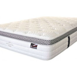 "Alyssum I 14"" Cal. King Euro Pillow Top Mattress"