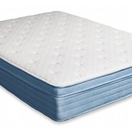 "13"" Euro Pillow Top Twin Mattress"