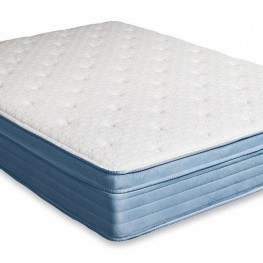"Roll-N-Save 8"" Euro Pillow Top Full Mattress"