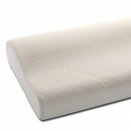 Hosta III Memory Foam Contour Pillow Set of 8