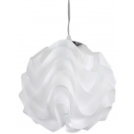 Billow White Pendant Light