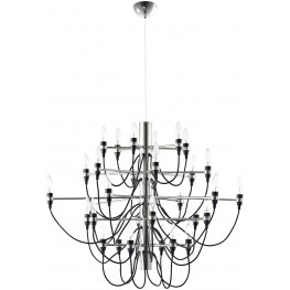 Starbright Black Chandelier