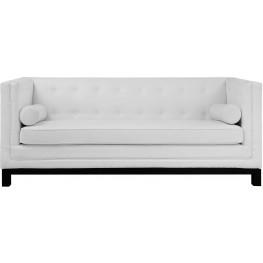 Imperial White Sofa
