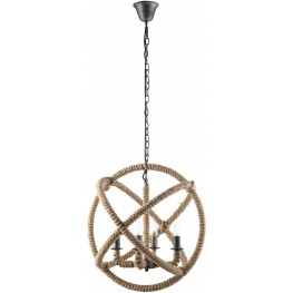 Intention Brown Chandelier