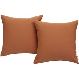 Summon Tuscan 2 Piece Outdoor Patio Pillow Set
