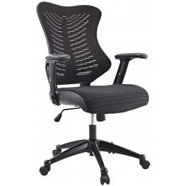 Clutch Black Office Chair