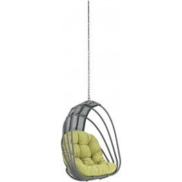 Whisk Peridot Outdoor Patio Swing Chair Without Stand