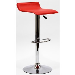 Gloria Barstool in Red