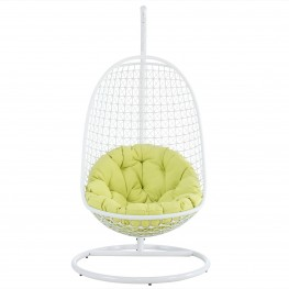 Encounter Rattan Outdoor Patio Swing Chair  Suspension Series