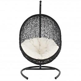 Encase Rattan Outdoor Patio Swing Chair  Suspension Series