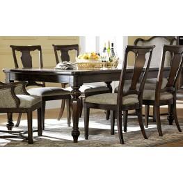 Egerton Leg Extendable Dining Table