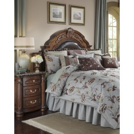 Enchantment 13 Pcs King Bedding Set
