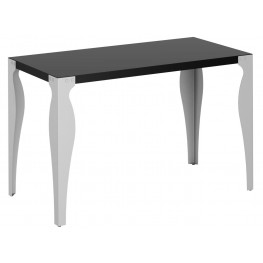 Farrago Classic Black/Pewter Desk