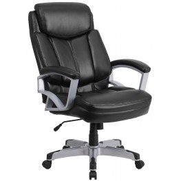 Hercules Big & Tall Black Executive Office Chair (Min Order Qty Required)