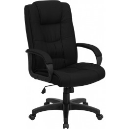 High Black Back Executive Office Chair