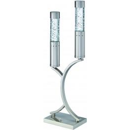Annalina Silver Table Lamp