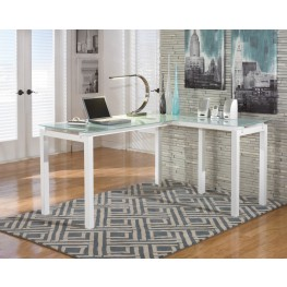 Baraga L-Desk