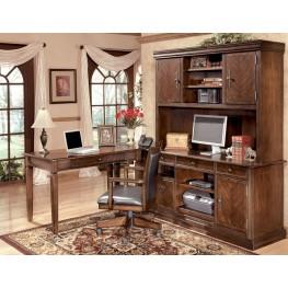 Hamlyn Home Medium Brown Office Set