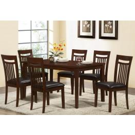 1804 Antique Oak Dining Room Set