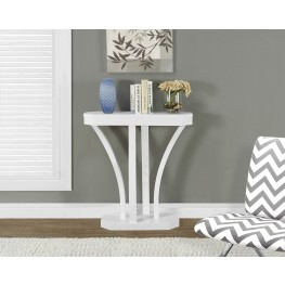 White Hall Modern Symmetrical Console Accent Table