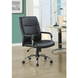 4290 Black Office Chair