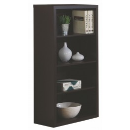 """7005 Cappuccino 48"""" Bookcase"""