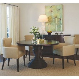 Ibiza Round Dining Room Set