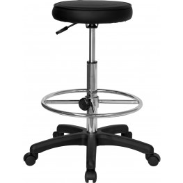Multi Functional Drafting Stool With Adjustable Foot Ring (Min Order Qty Required)