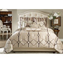 Keystone Court King 10 Pcs Comforter Set