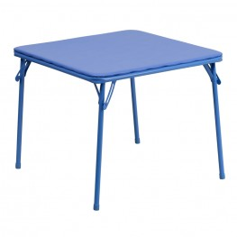 Kids Blue Folding Table