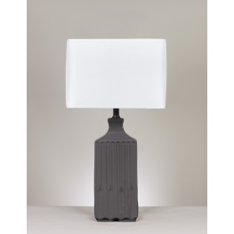 Patience Ceramic Table Lamp Set of 2