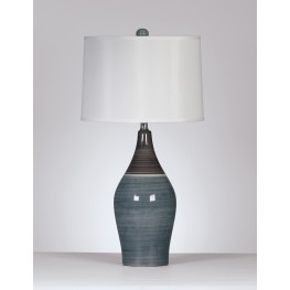 Niobe Ceramic Table Lamp Set of 2