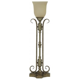 Airell Antique Gold Metal Table Lamp