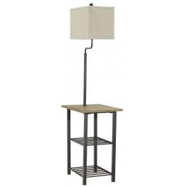 L734031 Metal Tray Lamp