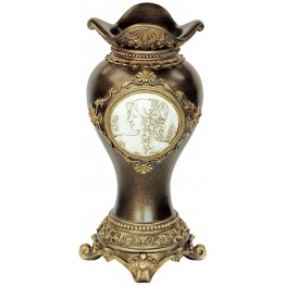 Sophia Golden Trims Decorative Vase Set of 4